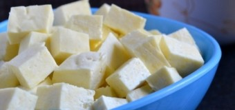 Paneer (Cottage Cheese) – Traditional milk product -How to make paneer at home