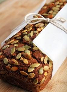 pumpkin seeds cakes