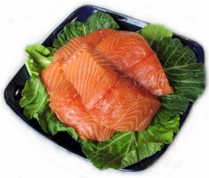 salmon fish for eye health good vision