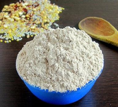 sathu mavu powder home made cerelac