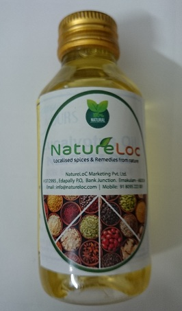 100ml of Eucalyptus oil