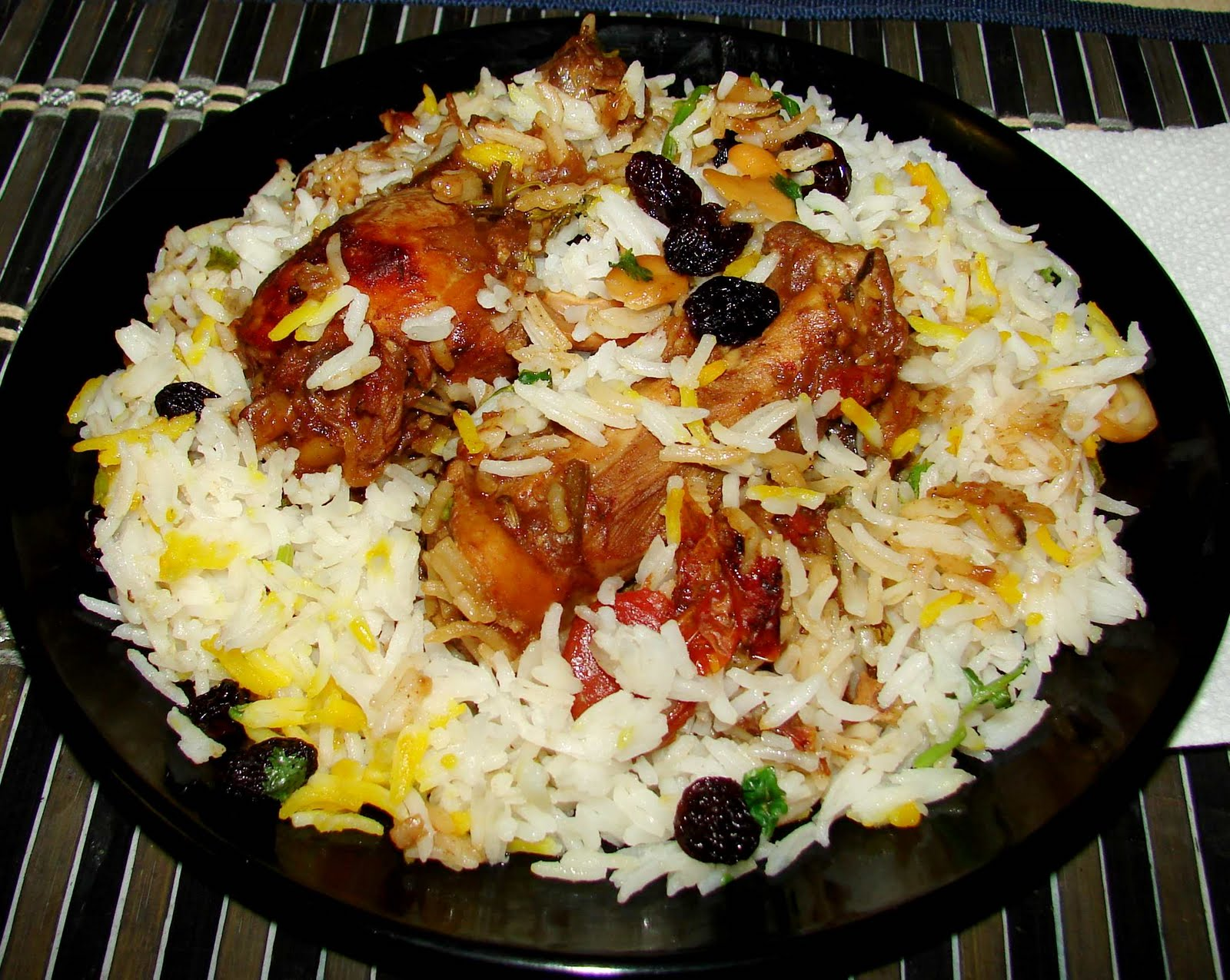 Tasty chicken biriyani preparation healthyliving from nature buy chicken biriyani forumfinder Images