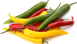 Chilli-varities to reduce weight -obesity