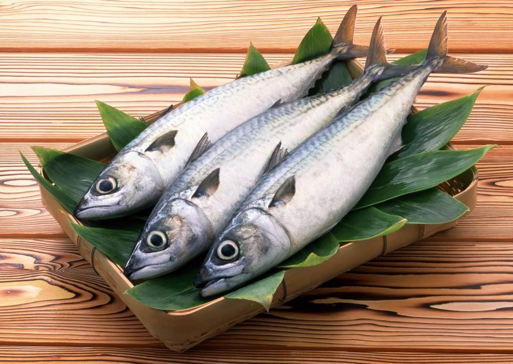 Fresh fish -cosuming fish prevent depression