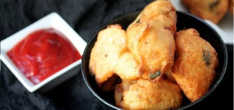 Try these tasty and crispy bhajis – Goli baje-Methi Gota Recipes