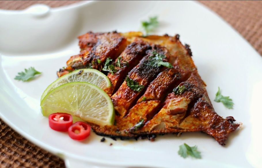 how to make crispy and spicy kerala fish fry