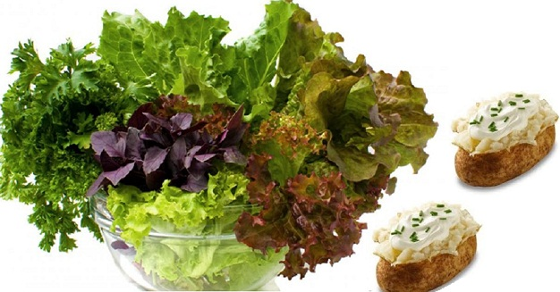 Leafy-Green-Vegetables day 2 for cabbage soup diet