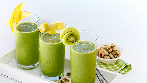 Pistachio-Smoothie-bliss juice