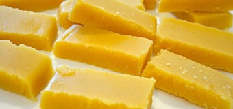 Preparation of soft and delicious Mysore Pak