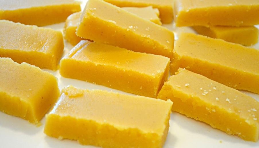 Preparation of soft and delicious Mysore Pak