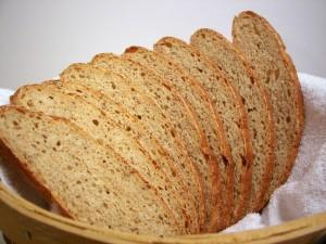 caraway seeds rusk bread