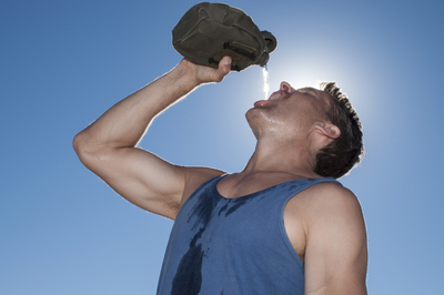 dehydration - symptoms-preventions-sports