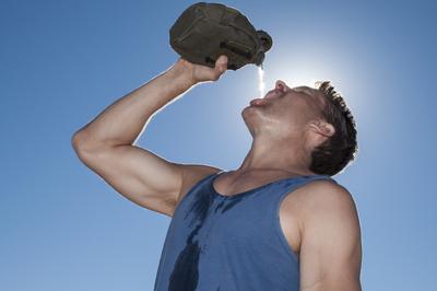 dehydration - symptoms-preventions-sports
