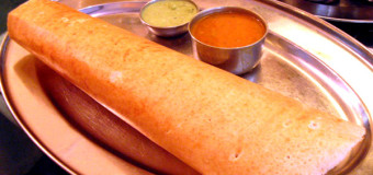 South Indian Breakfast Dosa Recipes-Tender coconut-spicy-lentil-rava dosas