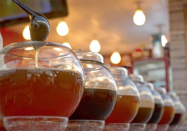 honey varieties uses health benefits