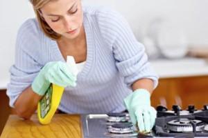 kitchen cleaning hydrogen peroxide