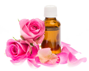 rose oil health uses