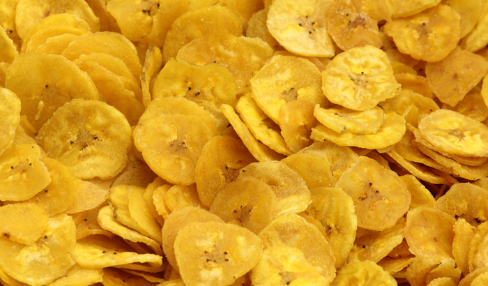 Ethakka Upperi, Kaya varuthathu or Banana chips