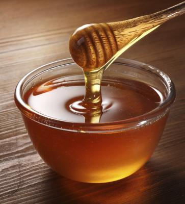 How can you identify if the honey is pure