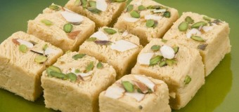 Diwali Delights – Soan Papdi – Homemade sweets recipes