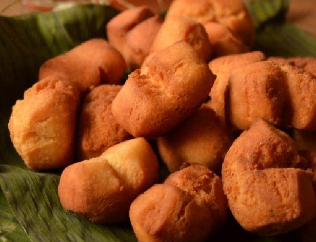 Vettu Cake Recipe or Deep Fried Sweet Cake