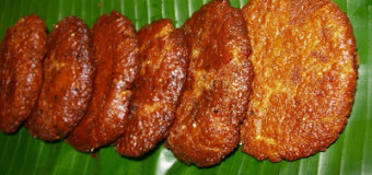 Athirasam – Traditional South Indian Sweet