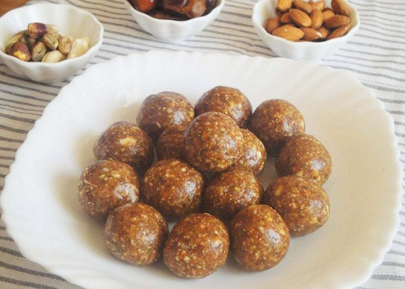 dryfruits-ladoo cooking recipes