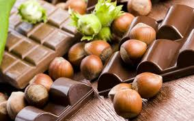 hazelnuts choclates medicianl values health properties