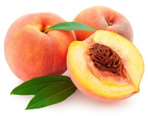 peach fruits benefits - health values