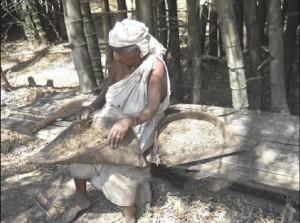 Bamboo rice mulayari