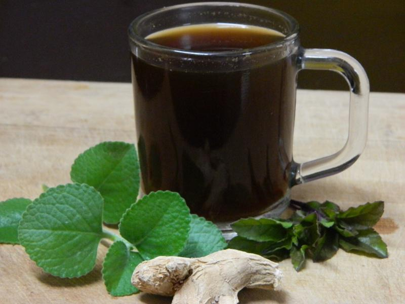 Dry ginger coffee or Chukku kappi