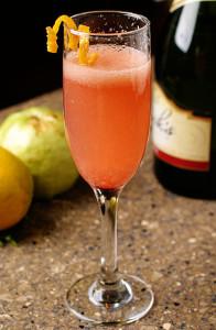 Guava wine home made wine preparation