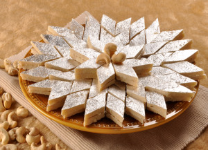 Kaju katli preparation recipes