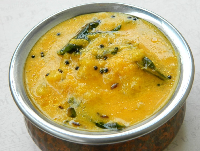 Mambazha pulissery