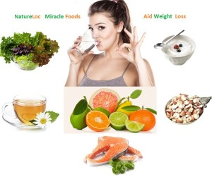 Natureloc miracle foods that aid weight loss