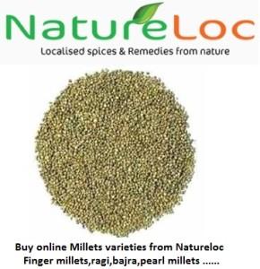 Natureloc pearl millets
