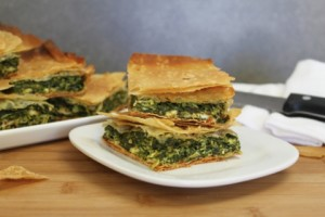Spanakopita cooking recipes
