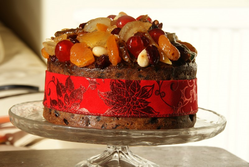 Fruity Christmas Cake Recipes Healthyliving From Nature