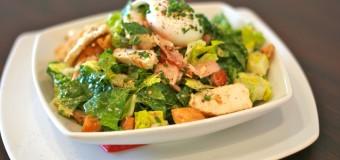 Caesar Salad dressing -Sweet dressing -Vinaigrette dressing