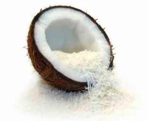 coconut flakes for better health