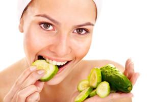 cucumber eating health benefits