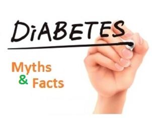 diabetes myths an facts