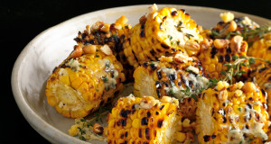 grilled-corn-with-herb-butter cooking recipes