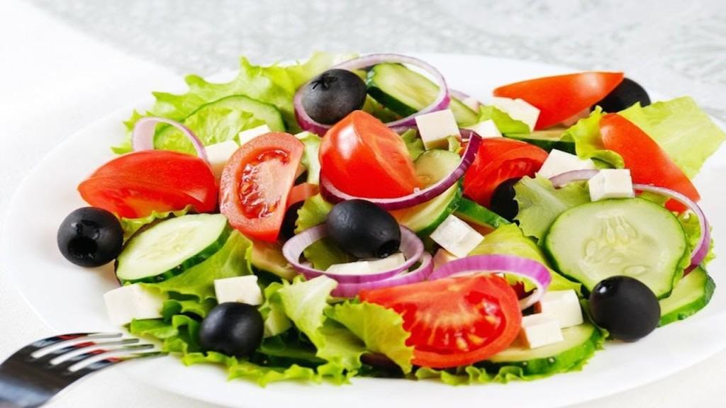 healthy-salad for diabtes patients