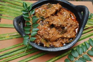kuttanadan duck kuruma dish cooking recipes of kerala