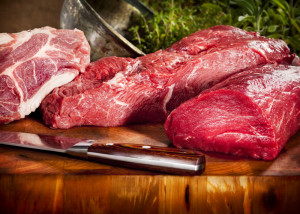 red meat adverse effects