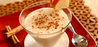 Apple cinnamon shake  – Apple Cinnamon smoothies