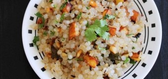 Delicious Sabudana Khichdi recipe