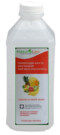 Natureloc Veggies safe gemuse fruite wash