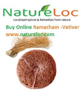 Ramacham vetiver buy online from natureloc